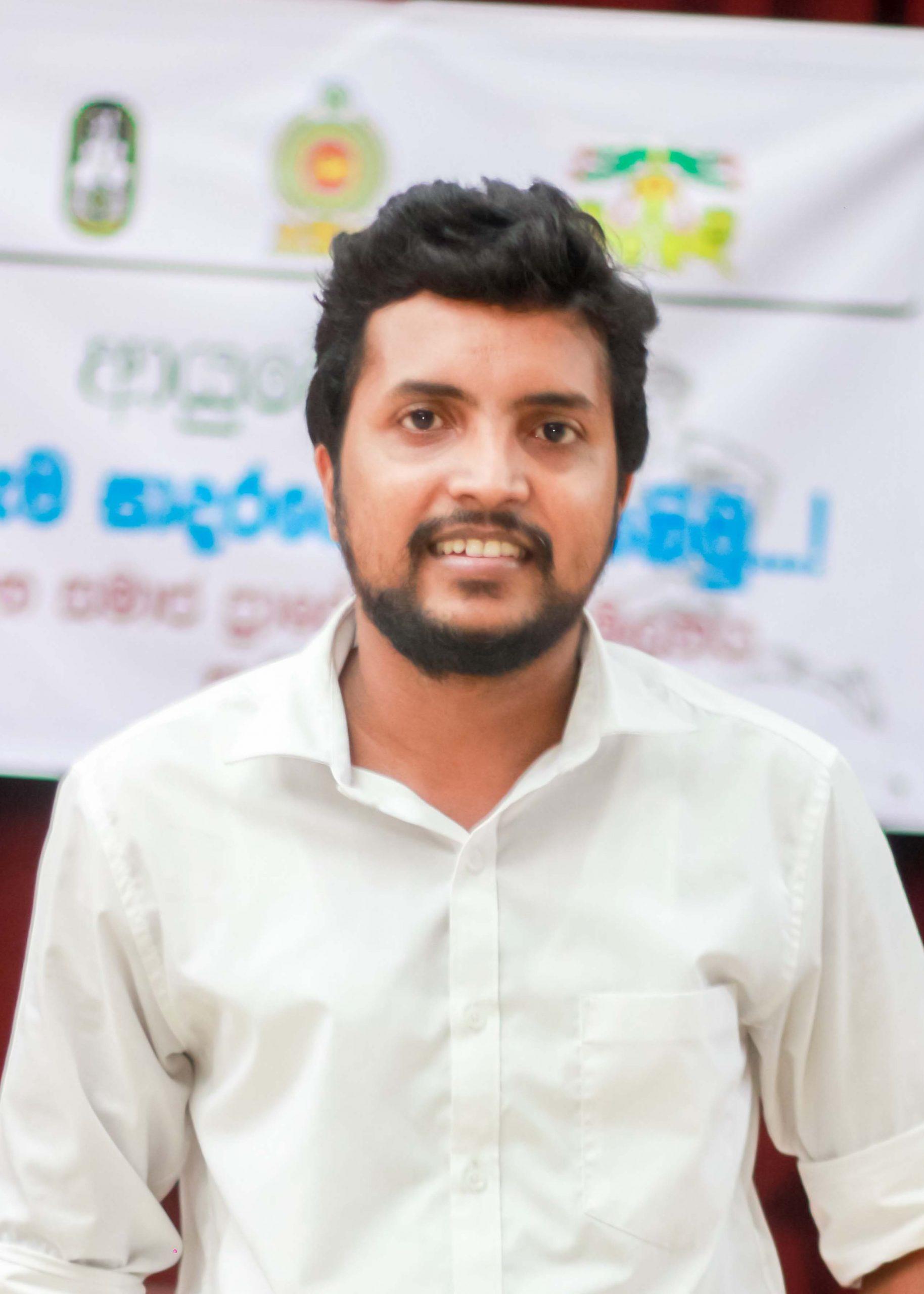 Lahiru Dilranga Silva